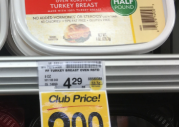 Foster Farms Lunchmeat for $2.00