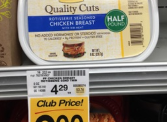 Foster Farms Deli Meat for $2.00 – Easy Grab & Go Deal