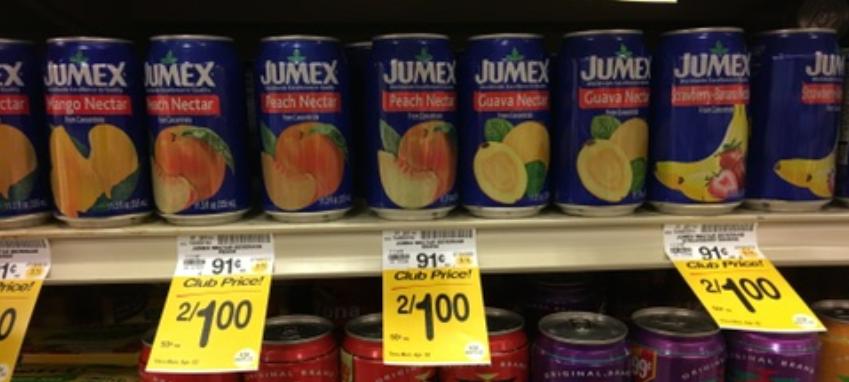 Jumex Nectar