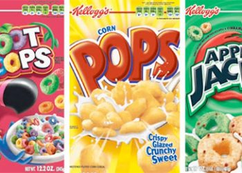 Kellogg's Cereal Coupons – Pay as Low as $0.67 for Kids Cereals