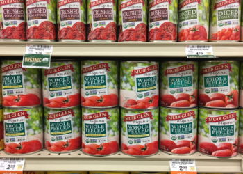 Muir Glen Coupon, Only $0.79 for Organic Canned Tomatoes
