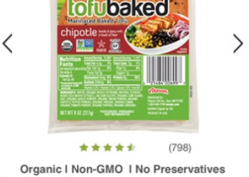 Nasoya TofuBaked For as Low as $2.00 (Save up to 50%)