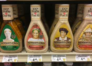 Newman's Own Coupon – Pay as Low as $2.24 (Save up to 50%)