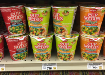 Nissin Very Veggie Deal – Pay as Low as $0.29