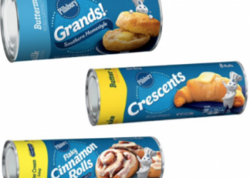 Pillsbury Coupons – Only $0.92 for Biscuits, Crescents, & Cinnamon Rolls