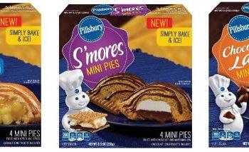 Pillsbury Mini Pies for Just $1.00 ($0.25 Per Serving)