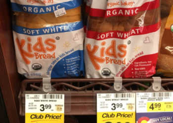 Rudi's Coupon, Only $1.99 for Organic Kids Bread
