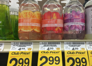 Seventh Generation Hand Soap is on Sale – Pay as Low as $2.24