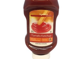 Signature Kitchens Condiments for Just $0.99