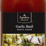 FREE Signature SELECT Pasta Sauce at Safeway