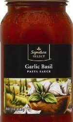 FREE Signature SELECT Pasta Sauce at Safeway