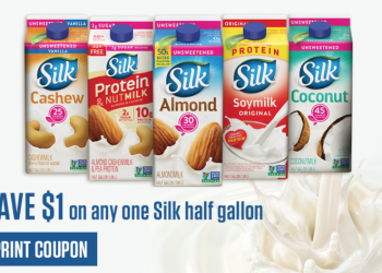 Silk Coupon – Pay as Low as $1.99
