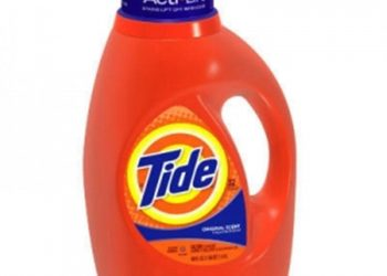 Tide Coupon, Only $3.49 for Laundry Detergent