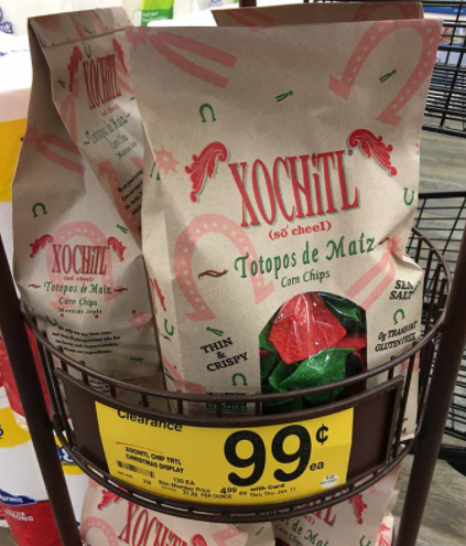XOCHiTL Tortilla Chips