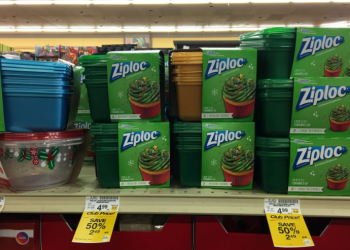 Ziploc Coupons, Pay $1.99 for Storage Containers