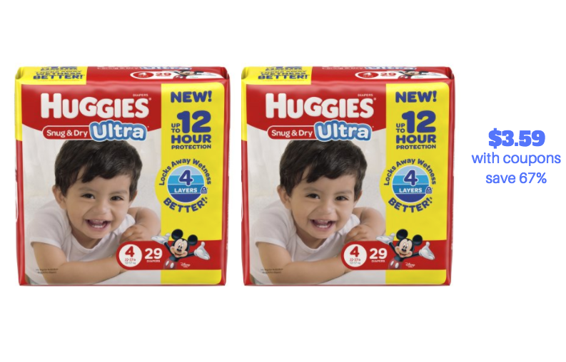 huggies snug and dry diapers jumbo pack