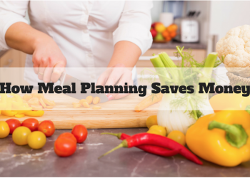 How Meal Planning Can Save you Money