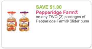 Pepperidge farm coupons 2018