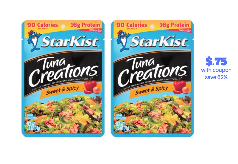 Tuna coupons december 2018
