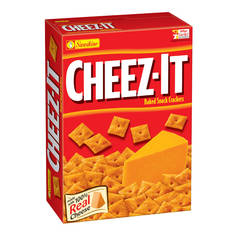 Cheez-It Coupons – Pay as Low as $0.99 for Crackers