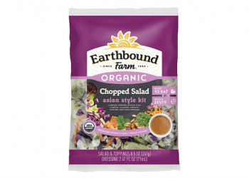 Earthbound Farm Coupon, Only $2.00 for Organic Salad Kits
