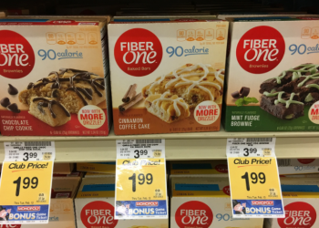Fiber One Coupons – Pay as Low as $1.49