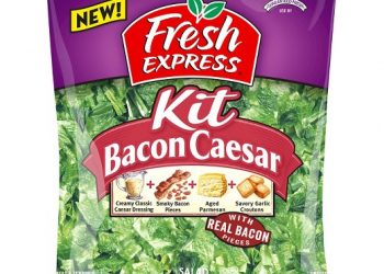 Fresh Express Salad Kits – Buy 1, Get 1 FREE (Only $1.99 Per Bag)
