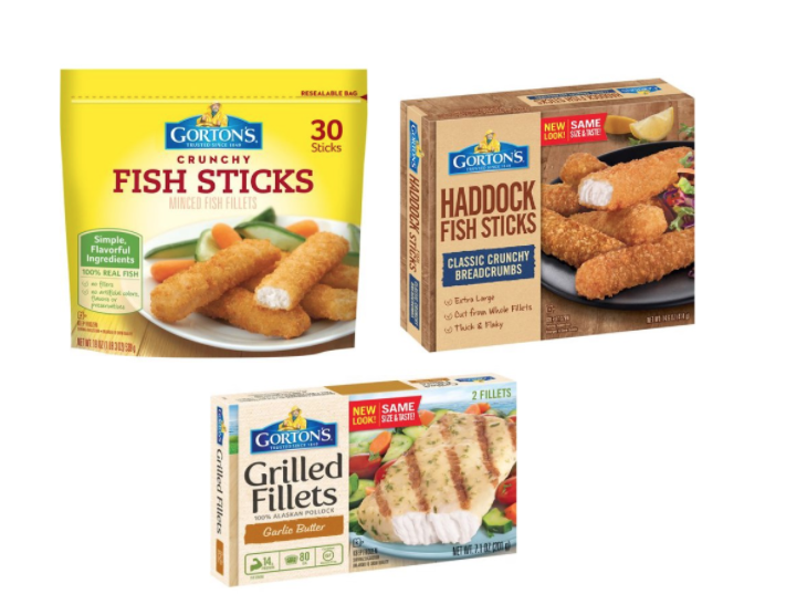 New gorton 39 s seafood coupon and sales pay as low as for Gorton s fish coupons