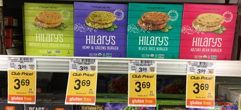 Hilary's coupon