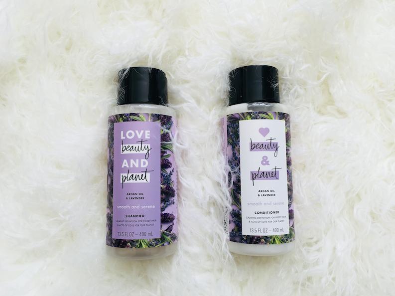 Love, Beauty & Planet Argan Oil & Lavender
