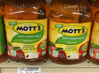Mott's Apple Juice is on Sale – Grab Jugs for $1.49