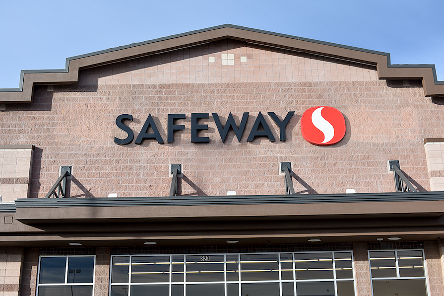 New Safeway Remodeled Store