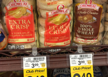Oroweat English Muffins for $1.49 After a Coupon