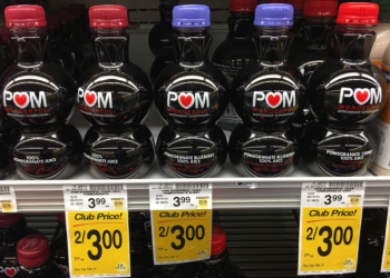 POM Wonderful Juice Coupon, Only $0.50