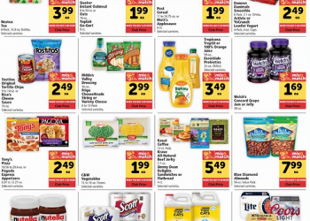 Safeway Pick 5 & Save Promotion & Coupon Matchup (February 7th – 13th)