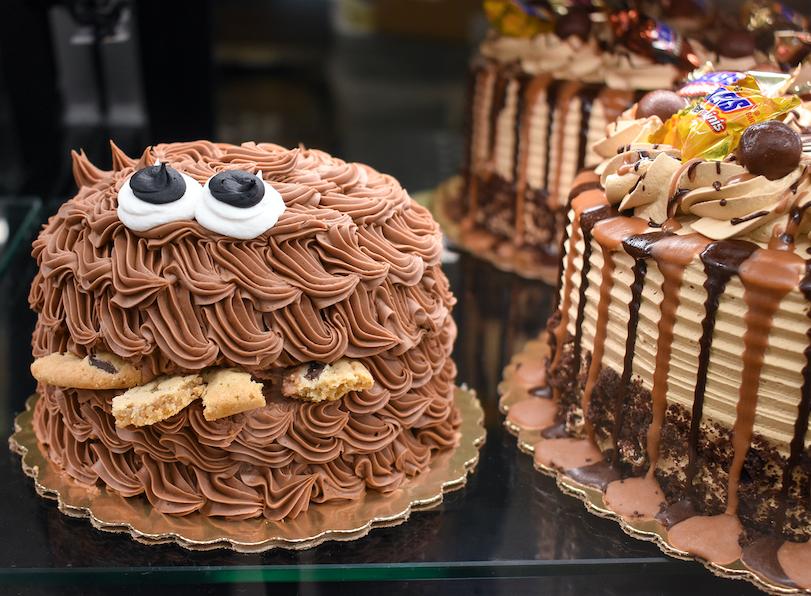 Safeway Bakery Cakes