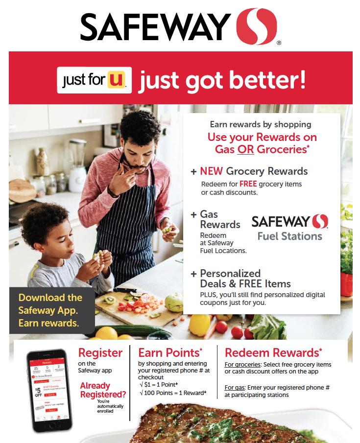 Safeway Weekly Ad