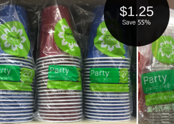 Signature HOME Cups – $1.25 for Party Cups
