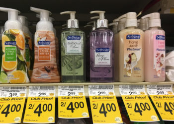 Softsoap Coupon, Only $1.00 for Hand Soap