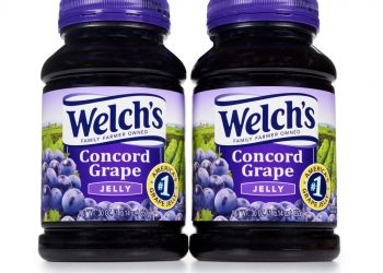 Welch's Coupon, Only $1.17 for Jam or Jelly