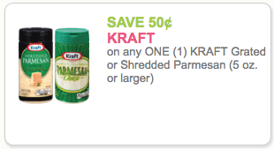 kraft parmesan cheese coupon