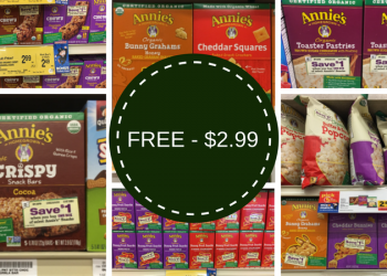 Annie's Homegrown Coupons & Sale – FREE Mac & Cheese, $1.49 Snacks, & More
