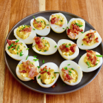 Bacon Delived Eggs