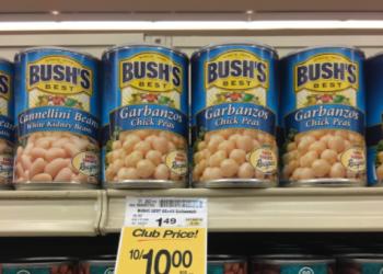 Bush's Beans Coupon, Pay $0.50 (Save 66%)