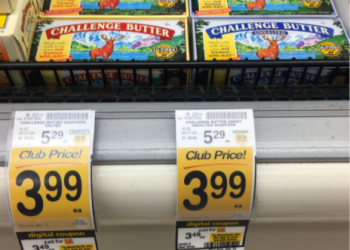 Challenge Butter on Sale – Only $2.49