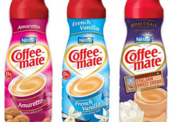 Coffee-Mate Coupon & Sale, Pay $1.50 for Creamer