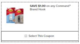 Command Hook Coupon