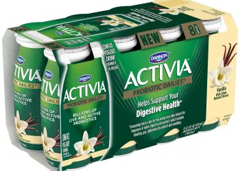 NEW Activia Dailies – Pay as Low as $0.99 ($0.12 Per Bottle)