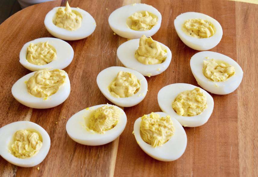 Devlied Eggs