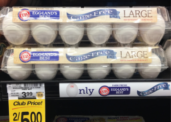 Eggland's Best Coupons – $1.50 for Cage-Free White Eggs